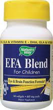 ​Nature's Way <b>EFA Blend for Children</b> is widely used for people ...