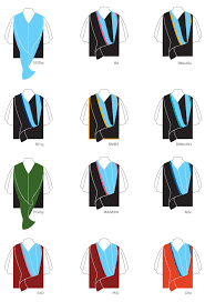 gowns the university of nottingham graduation hood colours by degree
