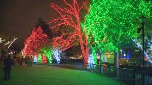 toledo zoo among nation s tops for holiday lights display