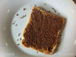 Image result for chocolate spread dutch  with sprinkles