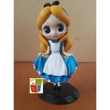 Disney <b>Princess Alice</b> in Wonderland Toy Figure <b>Cake Topper</b> ₱350