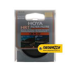 <b>Светофильтр HOYA</b> PL-CIR UV <b>HRT</b> 49mm | Папарацци