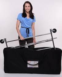 <b>Collapsible</b> Rolling <b>Clothes Racks</b> - <b>Portable</b> Racks <b>Fold</b> Down to 5 ...