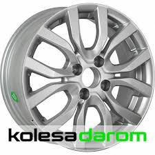 Купить колесный диск <b>КиК</b> Серия Реплика <b>КС620</b> (<b>15 Datsun</b> ...