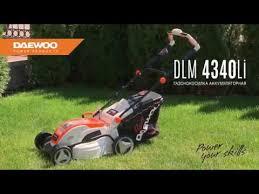 <b>Газонокосилка Daewoo Power</b> Products DLM 4340 Li купить в ...