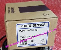 2019 <b>New</b> And <b>Original</b> BYD3M TDT AUTONICS <b>Photoelectric</b> ...