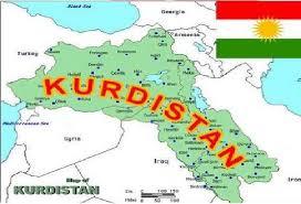 """Résultat de recherche d'images pour """"carte du kurdistan"""""""