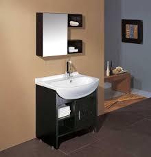 standing bathroom sink home design