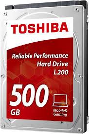 """Купить <b>Toshiba L200</b> Slim 500GB 2.5"""" в Москве: цена <b>жесткого</b> ..."""