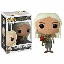 Game of Thrones <b>Pop</b> Vinyl - <b>Daenerys Targaryen</b> 03 for sale online ...