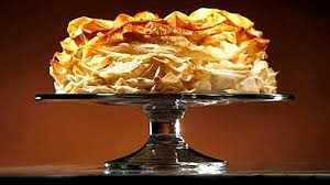 le pastis quercynoisest une pâtisserie locale du Quercy