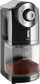 <b>Кофемолка Melitta Molino черный</b> 6757677: купить за 5309 руб ...
