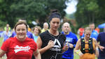 PICTURES: Hundreds of runners don their trainers to take part in inaugural parkrun
