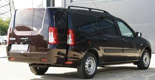 Lada Largus впервые получила двойной <b>багажник</b> — Motor