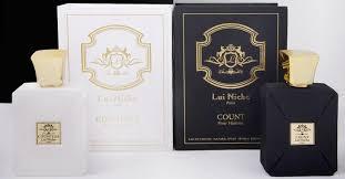 <b>Lui Niche</b>: <b>Count</b>, Countess, Baron, Baroness ~ Niche Perfumery