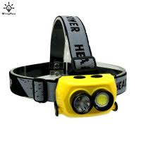 <b>MingRay</b> Mini COB Headlamp 3 W powerful <b>led</b> Headlight...