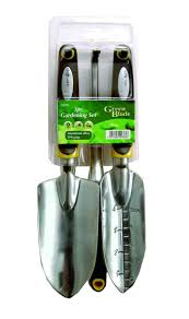 <b>Green</b> Blade BB-GT205 <b>Aluminium Alloy Gardening</b> Set (3 Pieces)