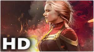 <b>AVENGERS INFINITY WAR Captain</b> Marvel (2018) Marvel - YouTube