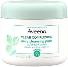 Aveeno Clear Complexion <b>Daily Facial</b> Cle- Buy Online in Grenada ...