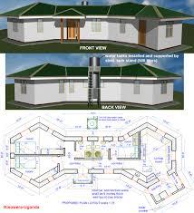 Earthbag Construction in Uganda   Natural Building BlogUganda Earthbag House    Click to enlarge  twice