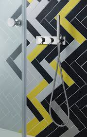 thermostatic brand bathroom: recreate the latest interior trend kai lever thermostatic shower valve with handset from crosswater