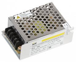 Блок питания <b>30Вт</b> DC12V IP20 85х58х34мм IEK - купить, цены ...