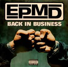 <b>EPMD</b> - <b>Back In</b> Business [Promo] (Vinyl LP) - Amoeba Music