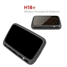 <b>Portable Wireless</b> Keyboard <b>Air</b> Mouse Full Screen Touchpad For ...