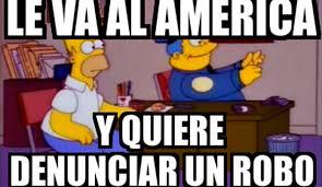 Memes por la eliminación del América | Chilango.com via Relatably.com