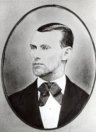 Jesse James rose to notoriety during the American civil war when he and his brother Frank led a Confederate guerrilla force against the Union in ... - article-2507310-1968CD3E00000578-945_306x423