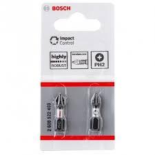 <b>Бита</b> винтоверта <b>Bosch PH2</b> 5 мм (2 шт.) (арт. 2608522403)