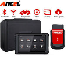 【Official store】<b>Ancel X6 OBD2</b> Full System Diagnostic Tool Car ...