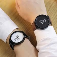 Интернет-магазин Новые <b>парные</b> часы <b>King &</b> queen, кожаные ...