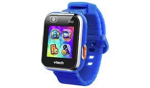 Buy VTech Kidizoom Dual <b>Camera Smart Watch</b> - Blue | Electronic ...