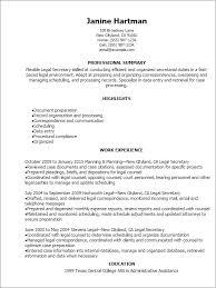 professional sample legal secretary resumes   qisra my doctor says    professional legal secretary resume templates showcase your