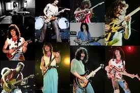 The History of Eddie <b>Van Halen's</b> 12 Most Famous Guitars