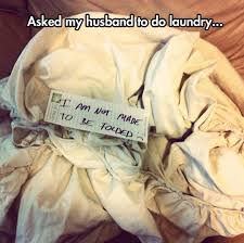 That's why I never ask my husband to do chores... - The Meta Picture via Relatably.com