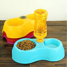<b>1pcs Dual Port Dog</b> Automatic Water Dispenser Feeder Cat Drinking ...