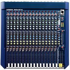 <b>Микшер аналоговый Allen</b> & Heath WZ3 16/2 DX С обработкой ...