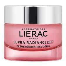 <b>Lierac Supra Radiance крем</b> ночной обновляющий 50 мл купить в ...