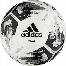 <b>Мяч футбольный Adidas Team</b> Glider, CZ2230, белый, черный ...
