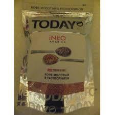 Отзывы о <b>Кофе TODAY</b> iNEO arabica