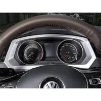 «OEM-Tuning <b>Окантовка панели приборов</b>, <b>ABS</b> Silver VW Tiguan ...