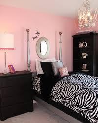 pink and black zebra bedroom black white zebra bedrooms