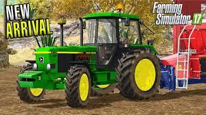 Farming Simulator <b>2017</b> | <b>NEW ARRIVAL</b> | American Outback ...