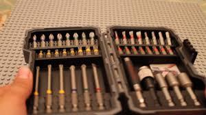 Распаковка и обзор <b>набора</b> насадок-<b>бит</b> 43 шт. от <b>Bosch</b> - YouTube