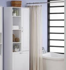 Bathroom Tower Storage 4d Concepts Storage And Laundry Tower In White 76423