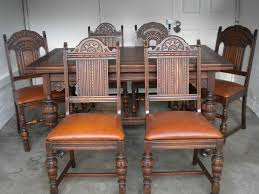 Light Oak Dining Room Furniture Dining 71515 71521 Dr Set Red Linen Chairs 1 Oak Table Chairs