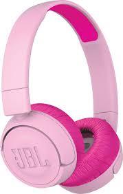 Беспроводные <b>наушники</b> с микрофоном <b>JBL JR300BT</b> Pink ...