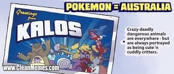 Pokemon Australia – New Trending Popular Memes 9-27-2014 | Clean ... via Relatably.com